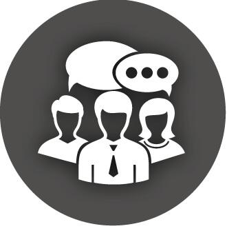 COMMUNICATIONS<br/>POUR LE<br/>RECRUTEMENT